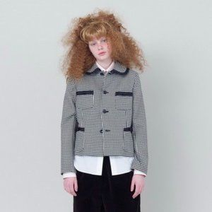 Comme Des Garcons Girl Wool Jacket